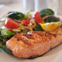 Fish-Rich Diet For Heart Health