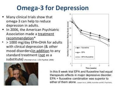Depression Omega-3
