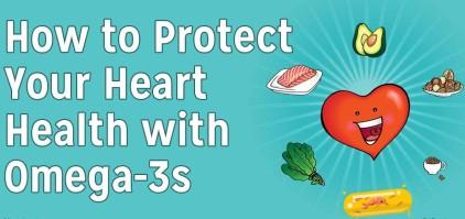 Heart health omega-3