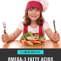 Why Is Omega-3 Good For Your Kids?